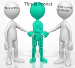 proAct promotes you