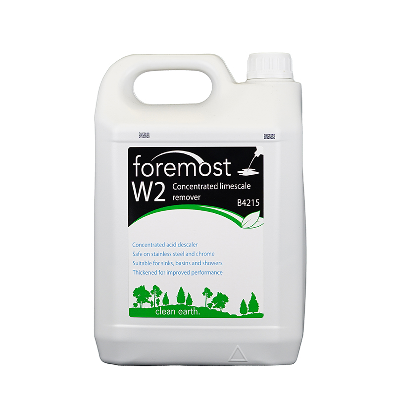 fortress w2 concentrated limescale remover 5lt foremost. Black Bedroom Furniture Sets. Home Design Ideas
