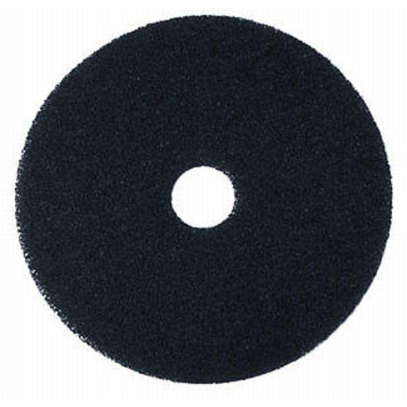 15 Quot Black Floor Pad 3m Scotchbrite Floor Pads Twister