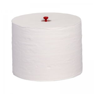 Cosmos 3ply white luxury toilet rolls
