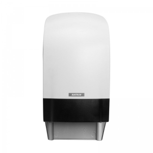 Katrin Inclusive toilet roll system dispenser - White