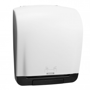 Katrin Inclusive hand towel roll system dispenser - White
