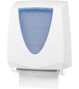 Prima dispenser for Z-fold hand towels