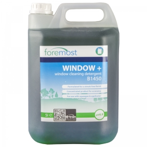 Window Plus detergent