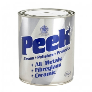 Peek metal polish 1000ml can