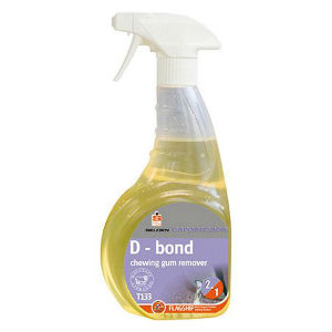 Selden D-Bond woolsafe Chewing Gum remover 750ml