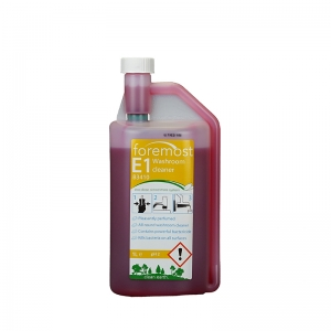 E1 Eco-Dose Washroom Cleaner Disinfectant 1 litre