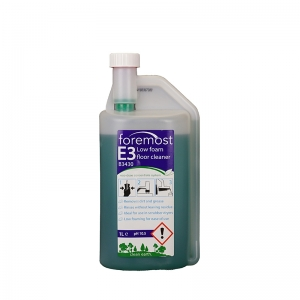 E3 Eco-Dose low Foam Floor Cleaner 1 litre