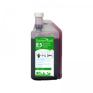 E5 Eco-Dose Bactericidal Hard Surface Cleaner 1 litre