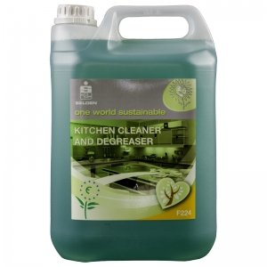 Ecoflower Kitchen cleaner & degreaser concentrate
