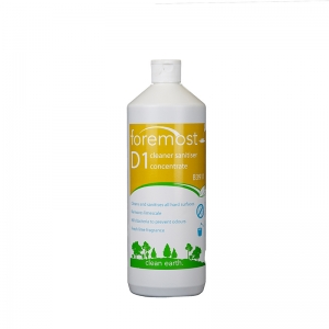 B3911 D1 Lime Washroom Cleaner / Disinfectant 1lt  Cleans and sanitises all surfaces. Removes lime scale. Kills odour producing bacteria. Leaves a fresh fragrant atmosphere. Independently tested to BS6471 QAP50. the one range, the 1 range, washroom disinfectant, E014, E14, Selactive, 1lt
