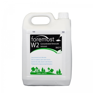 Fortress W2 Concentrated limescale remover 5lt