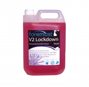V2 Lockdown advanced virucidal cleaner - concentrate