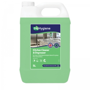 Biological kitchen cleaner & degreaser 5lt