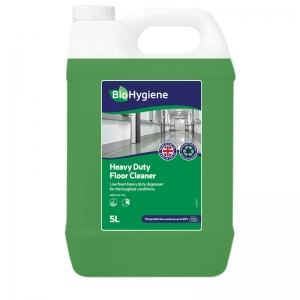 Biological heavy duty floor cleaner 5lt