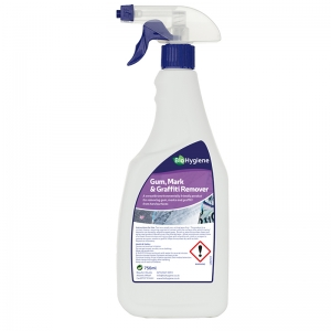 Biological gum, mark and graffiti remover 750ml