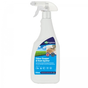 Biological odour stopper and stain spotter 750ml