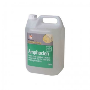 F104 Amphoclen cleaner sanitiser concentrate