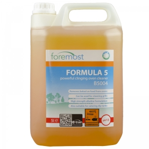 Formula 5 Thick Oven cleaner ready to use