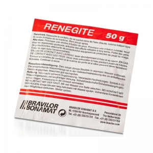 Renegite descaler sachet for Coffee machines and kettles