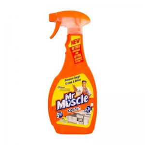 Mr Muscle kitchen cleaner 6 x 500ml