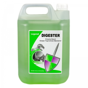 Enzyme digester - maintainer for drains & grease traps