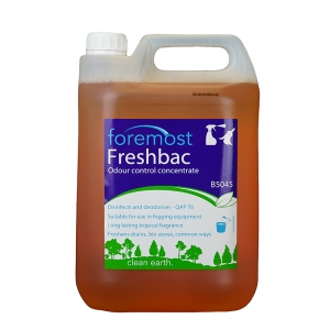 Freshbac biocidal odour control concentrate