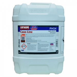 B50524 IFHM Caus-Line CIP cleaner for food industry   20lt