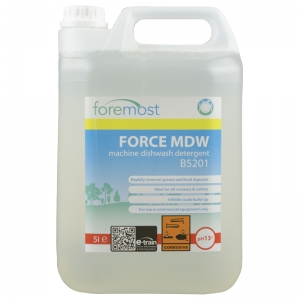 Force MDW machine dishwash
