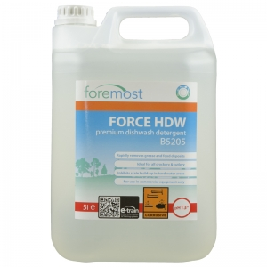 Force HDW hard water machine dishwash