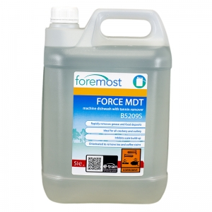 Force MDT Dishwash with Tannin Remover