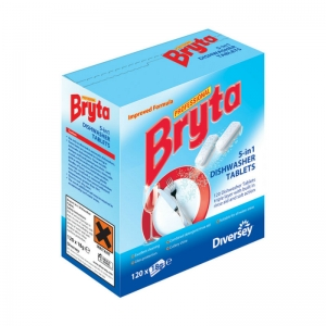 Bryta 5-in-1 Dishwasher tablets