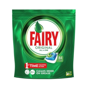 Fairy All-in-One Dishwasher tablets