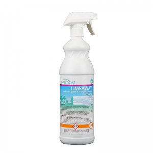 B5506A Limeaway fresh smell foaming washroom grime & lime remover   1lt