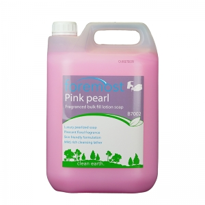 Pink Pearl lotion soap