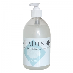 Paradis Pure - Antibacterial lotion soap 500ml