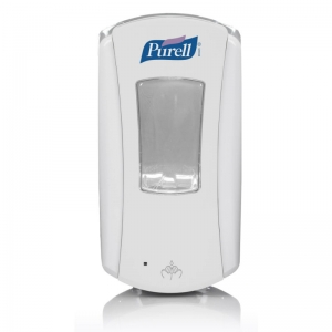PURELL LTX-12 Dispenser 1200ml - White/White - automatic