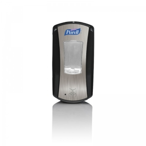 PURELL LTX-12 Dispenser 1200ml - Chrome/Black - automatic