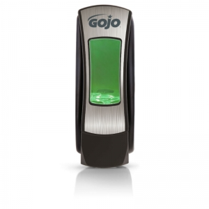 GOJO ADX-12 Dispenser 1250ml - Chrome/Black - manual