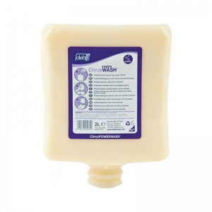 Deb Citrus Powerwash (Natural) 2000 cartridge - case 4x2lt