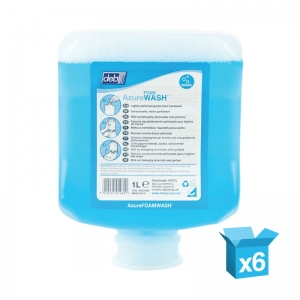 Deb Azure foam wash