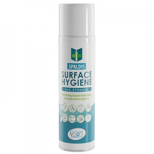 80% Alcohol disinfectant spray - 500ml Aerosol