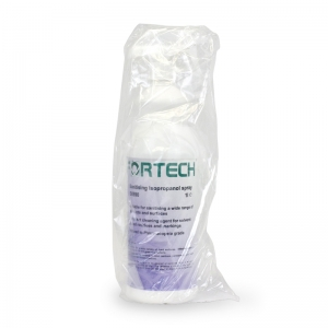 B8590 Discontinued - Replace with B50555 Fortech A70 IPA 70/30% spray filtered to 0.2 mic double bag   6x1lt