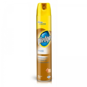 Pledge natural furniture polish aerosol 400ml