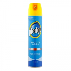 Pledge multisurface / clean & dust 250 ml