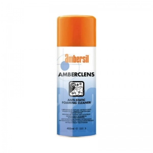 Ambersil Amberclens AntiStatic foaming cleaner 400ml