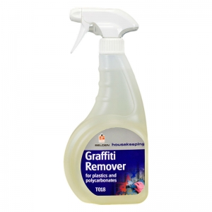 Graffiti remover trigger spray - Plastic safe - single