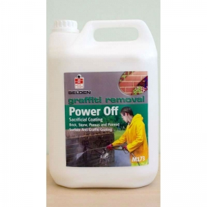 Power Off - anti graffiti coating