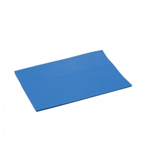 Vileda MicroGlass cloth blue PVA coated 50x40