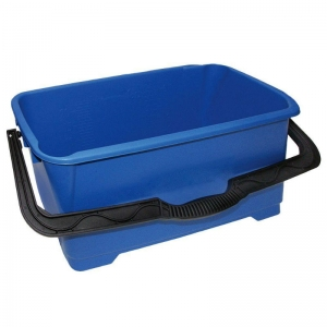 "21"" rectangular bucket for window cleaning heavy duty"
